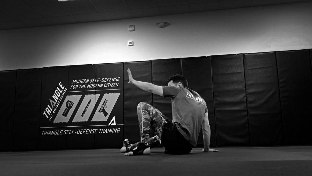 Self-Defense On The Ground
