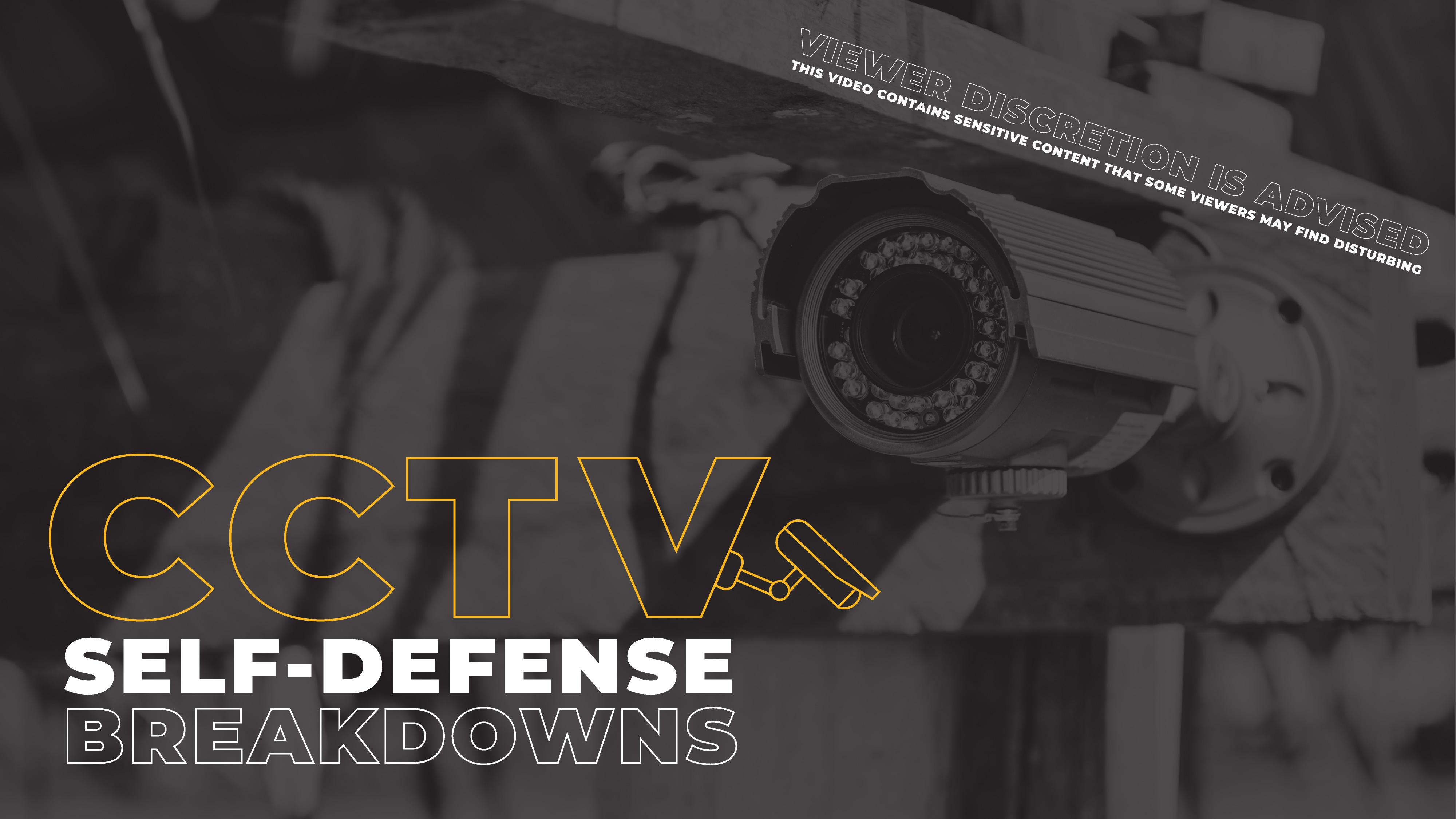 Self-Defense Crime Breakdowns