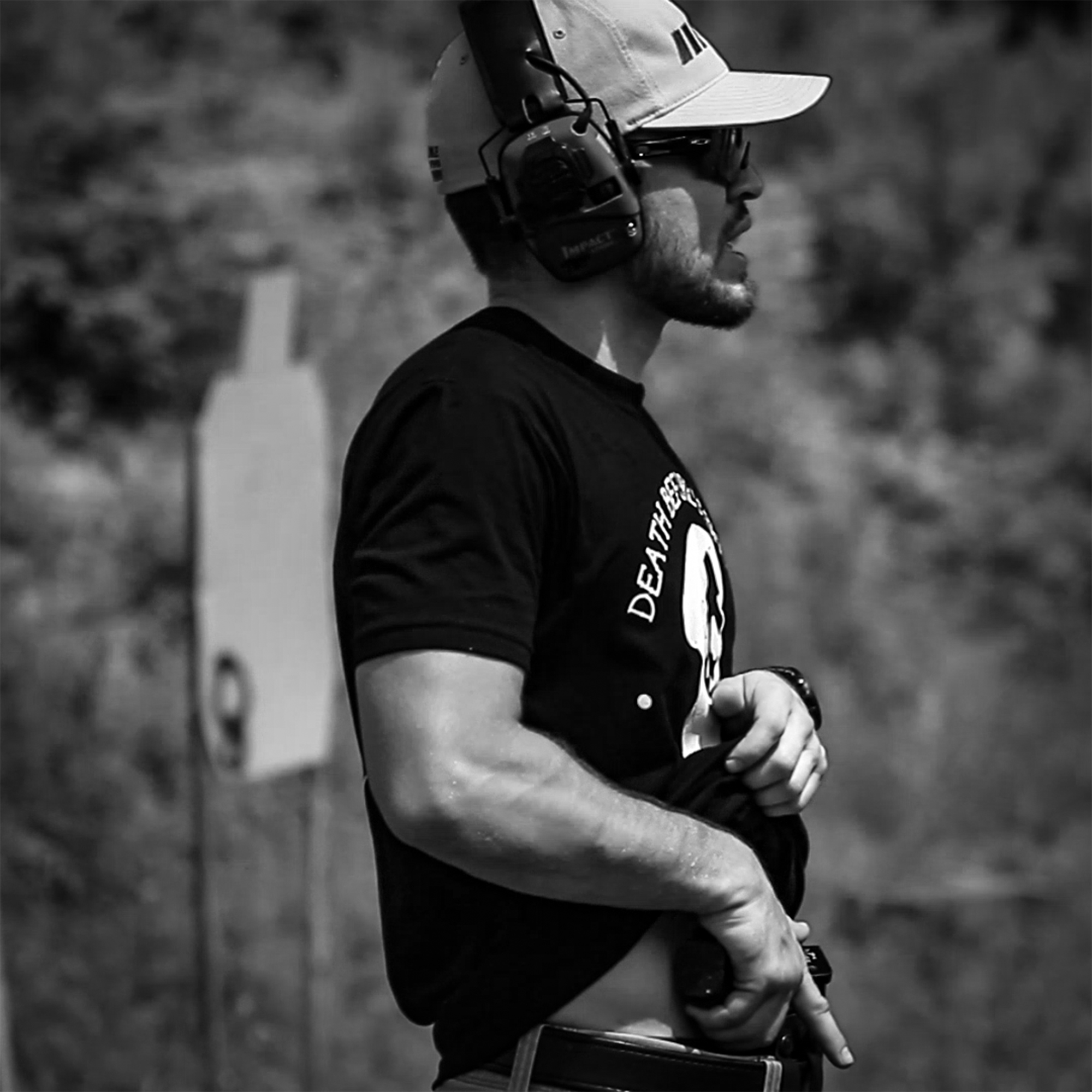 Teaching range safety to concealed carry students at triangle self-defense
