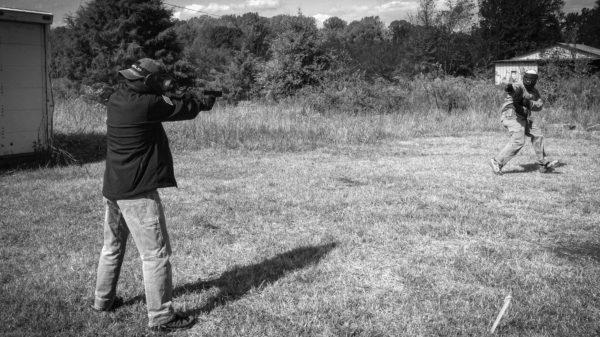 force-on-force-handgun-training