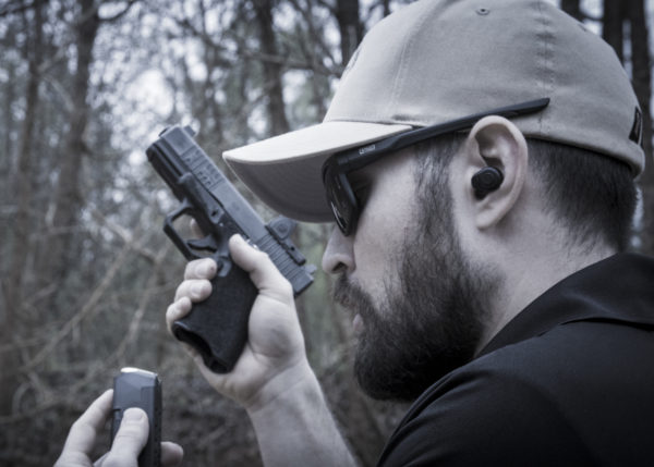 private gun training lessons with a new gun owner