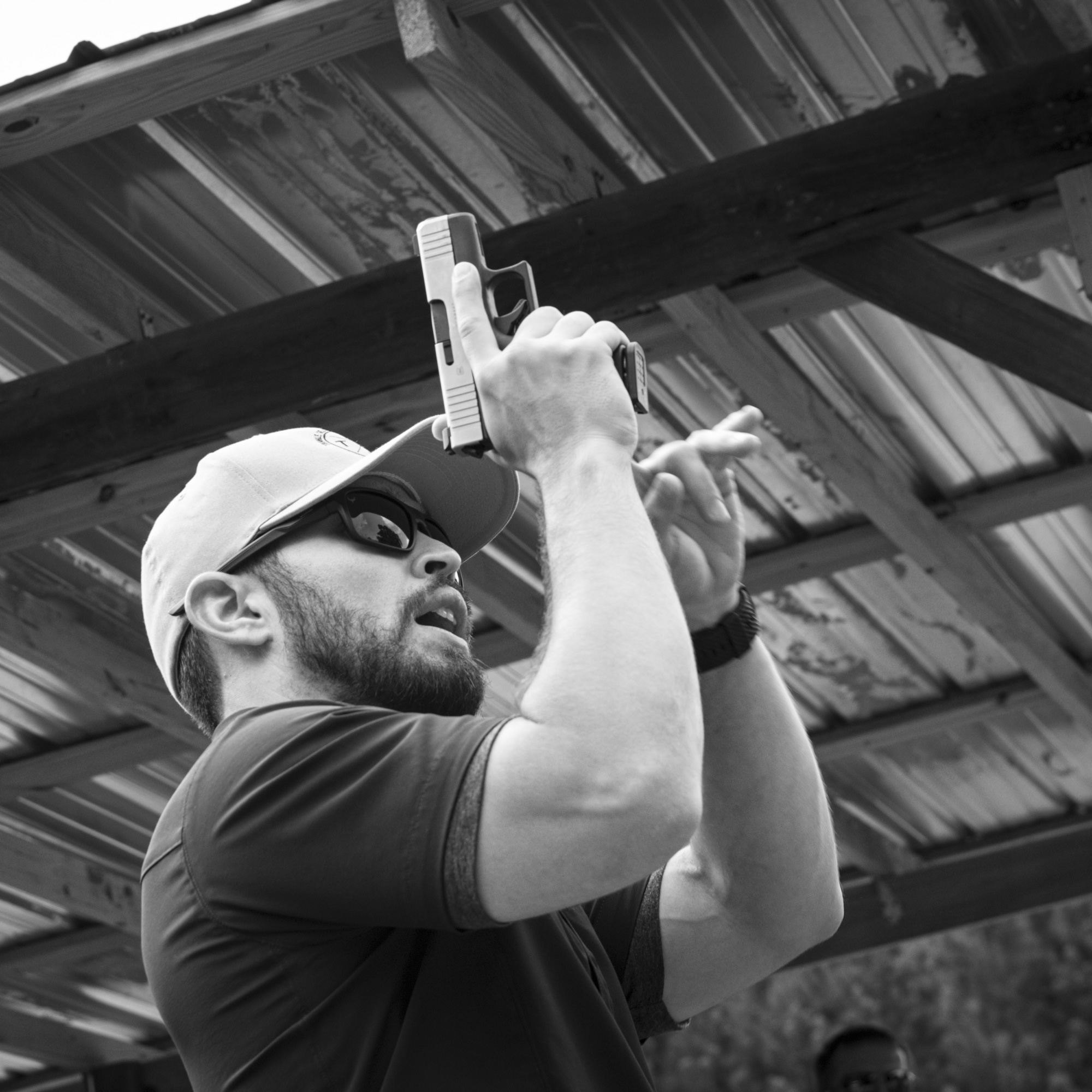 Teaching firearm safety during concealed carry class