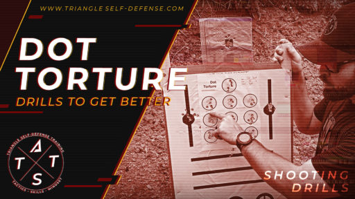 dot torture drill is a great way to improve your shooting skills